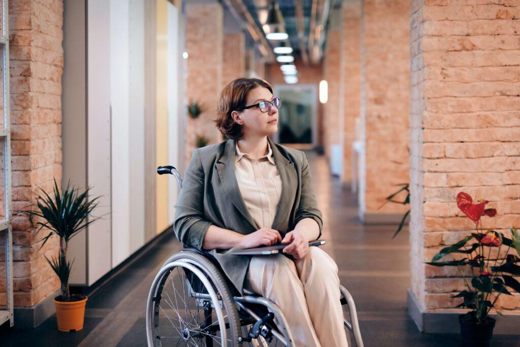 Behindertenlift