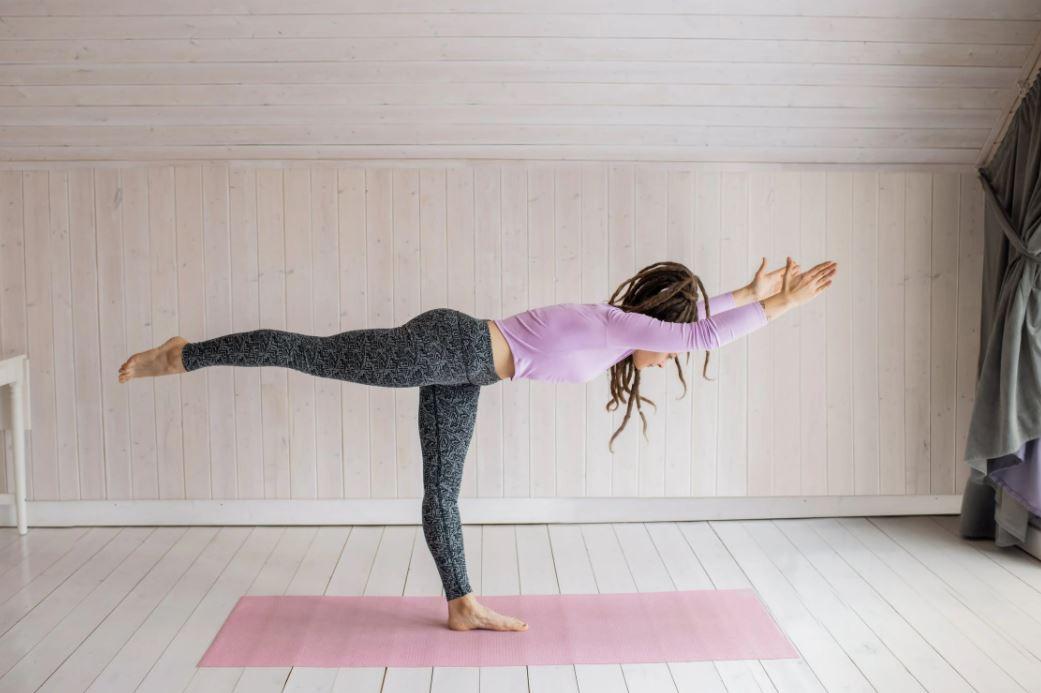 Yoga Hose Damen